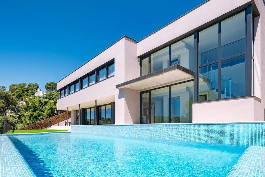 luxury villa costa brav